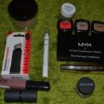 Maquillage du jour: Neutre avec NYX et Black Opal