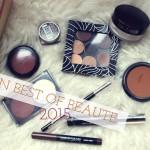 Mon Best of Beauté 2015- 3e Partie (Poudres, Blush, Mascara, Fards à paupières)
