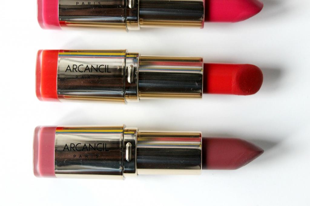 Célèbre Lipstick Addict : Les Rouges à Lèvres Very Mat d'Arcancil FA28