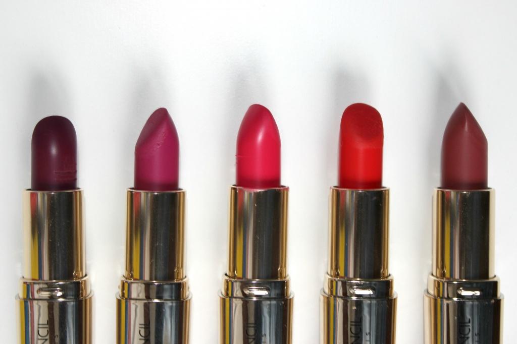 Super Lipstick Addict : Les Rouges à Lèvres Very Mat d'Arcancil WK63