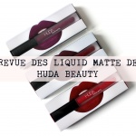 Lipstick Addict: Les Liquid Matte d'Huda Beauty