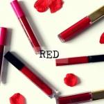 Liquid Lipsticks: Mes Rouges Favoris (Cool Undertones)