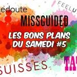 Les Bons Plans du Samedi #5 : Petits Prix Déco, Bijoux Fantaisies et Soins du Visage
