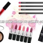 Les Bons Plans du Samedi #6 : 100% BEAUTE avec MAC, L'Oréal , FEELUNIQUE, LANCOME,…